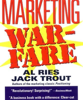[Book Review] 마케팅 전쟁(Marketing Warfare)